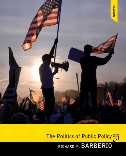 9780205962839: Politics of Public Policy Plus MySearchLab with eText -- Access Card Package