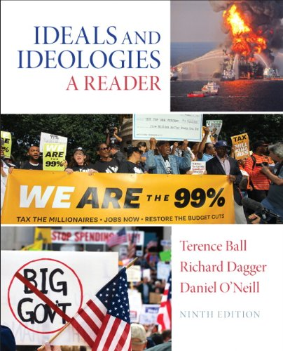 9780205965083: Ideals and Ideologies: A Reader Plus MySearchLab with Pearson eText -- Access Card Package (9th Edition)