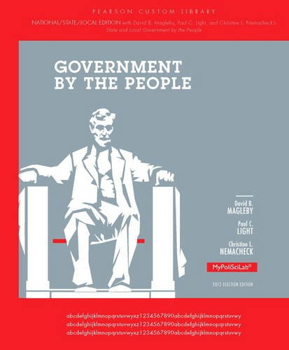 9780205966233: Government by the People