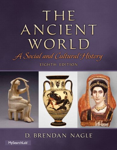 MySearchLab  with eText--Standalone Access Card--for The Ancient World: A Social and Cultural History (8th Edition) (0205967965) by Nagle, D. Brendan