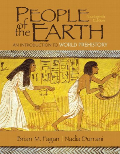 9780205968022: People of the Earth: An Introduction to World Prehistory