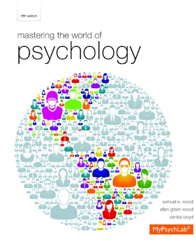 9780205968084: Mastering the World of Psychology (5th Edition) - Standalone book
