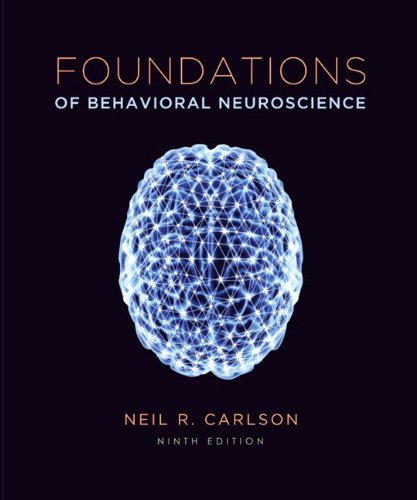 9780205968091: Foundations of Behavioral Neuroscience with Access Code