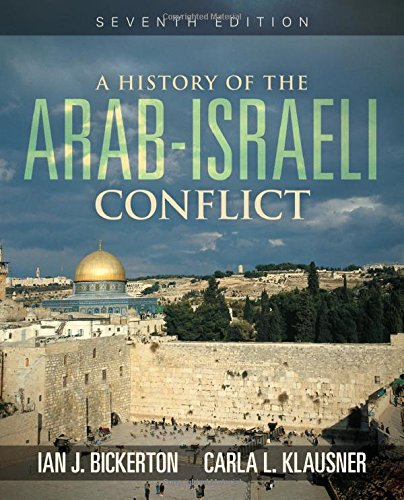9780205968138: A History of the Arab-Israeli Conflict
