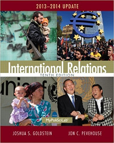 9780205971367: International Relations, 2013-2014 Update (10th Edition)