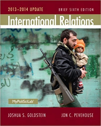 9780205971435: International Relations Brief, 2013-2014 Update (6th Edition)