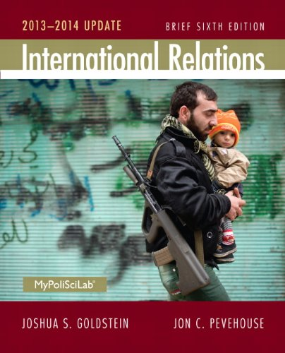 9780205972180: International Relations Brief, 2013-2014 Update Plus NEW MyPoliSciLab with eText--Access Card Package (6th Edition)