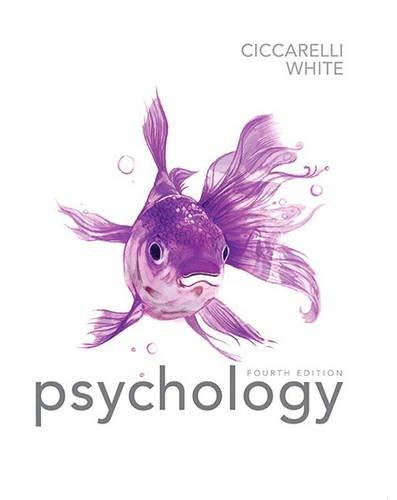 9780205972241: Psychology (4th Edition)