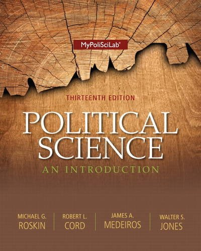 9780205978007: Political Science: An Introduction (13th Edition)