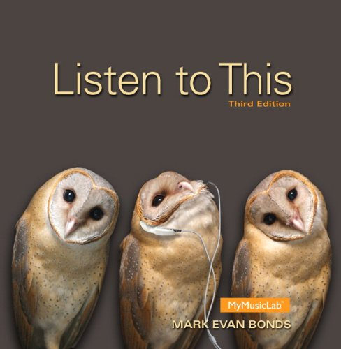 9780205978618: Listen to This (3rd Edition)