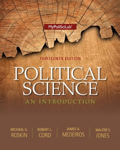 9780205978915: NEW MyPoliSciLab with Pearson eText -- Standlone Access Card -- for Political Science: An Introduction (13th Edition)