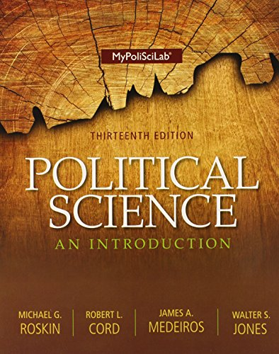 9780205979431: Political Science: An Introduction Plus NEW MyPolisciLab with Pearson eText-- Access Card Package (13th Edition)