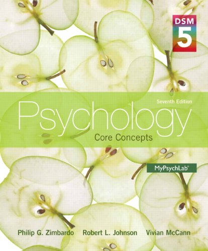 9780205979578: Psychology: Core Concepts with DSM-5 Update (7th Edition)
