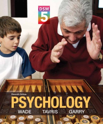 9780205979585: Psychology with DSM-5 Update (11th Edition)