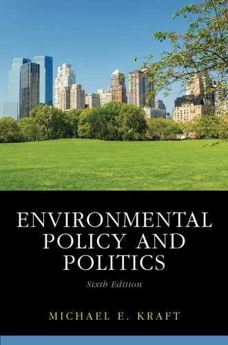 9780205981809: Environmental Policy and Politics