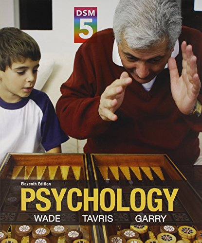 9780205985425: Psychology with DSM-5 Update Plus NEW MyPsychLab with Pearson eText -- Access Card Package (11th Edition)
