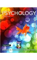 9780205985432: Psychology: An Exploration with DSM-5 Update Plus NEW MyPsychLab with Pearson eText -- Access Card Package (2nd Edition)