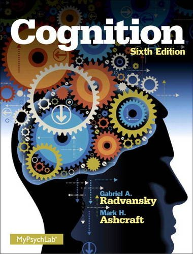 9780205985807: Cognition (6th Edition)