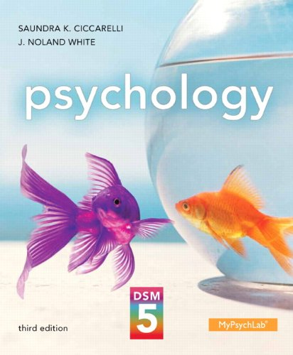 9780205986217: Psychology with DSM-5 Update (3rd Edition)
