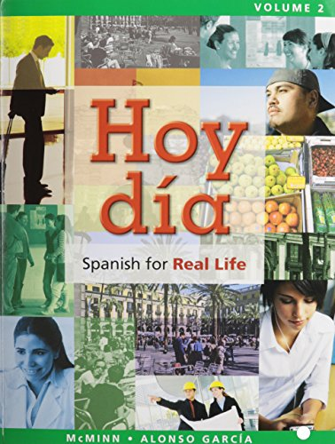 9780205987153: Hoy dia: Spanish for Real Life, Volumes 1 and 2, Books a la Carte Edition
