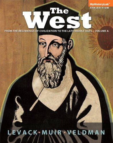 9780205987689: West: Encounters and Tranformations, The, Volume A (4th Edition)