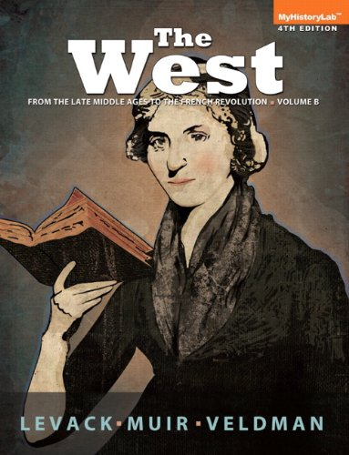 9780205987696: West: Encounters and Transformations, The, Volume B (4th Edition)