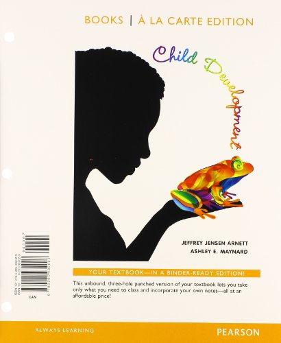 9780205987726: Child Development: A Cultural Approach, Books a la Carte Plus NEW MyPsychLab with eText -- Access Card Package