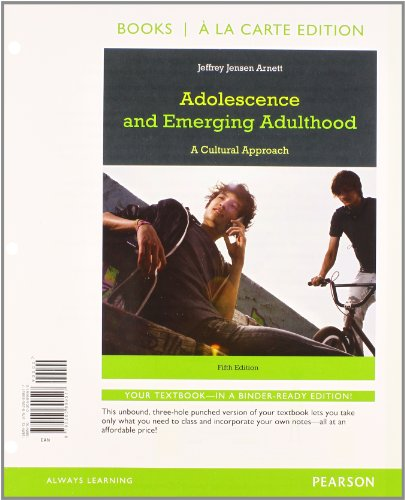 9780205987740: Adolescence and Emerging Adulthood, Books a la Carte Plus NEW MyPsychLab wtih Pearson eText -- Access Card Packge (5th Edition)