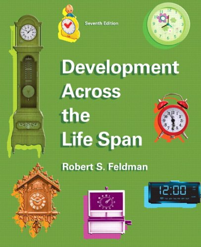 9780205989362: Development Across the Life Span Plus NEW MyPsychLab with eText -- Access Card Package (7th Edition)
