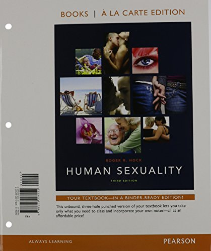 Human sexuality 4th edition roger hock