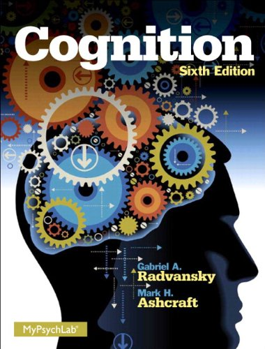 Cognition Plus NEW MyPsychLab with eText -- Access Card Package (6th Edition): Mark H. Ashcraft