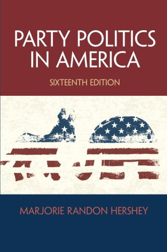 9780205992096: Party Politics in America