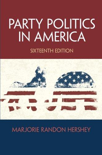 9780205992096: Party Politics in America