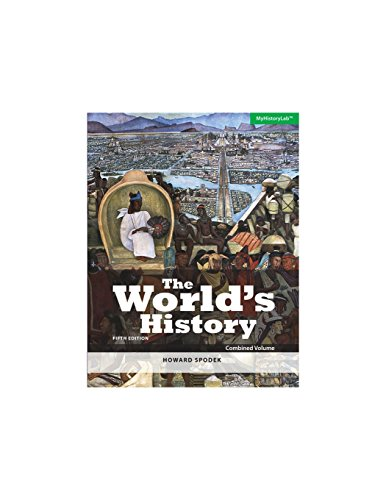 9780205996124: The World's History: Combined Volume (5th Edition)