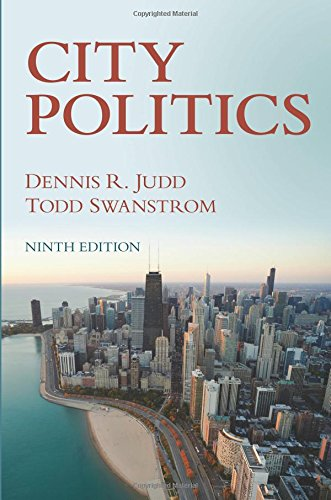 9780205996391: City Politics: The Political Economy of Urban America