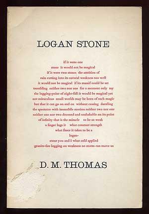 9780206007355: Logan Stone (Signed)