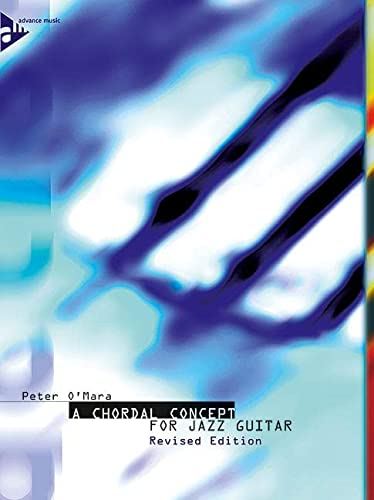 9780206302801: A Chordal Concept for Jazz Guitar
