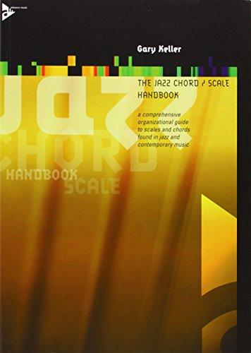 9780206303006: Jazz Chord Scale Handbook