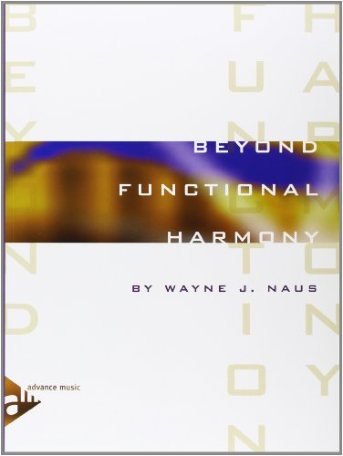 9780206303013: Beyond Functional Harmony - method with CD - [Language: English] - (ADV 11225)