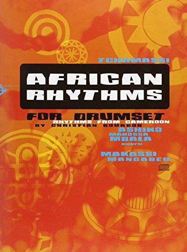 9780206303303: African Rhythms for Drumset: Rhythms from Cameroon. Schlagzeug. Lehrbuch mit CD