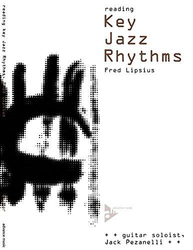 9780206303945: Reading Key Jazz Rhythms -- Guitar: English/German Language Edition (Book & CD)