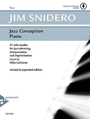 9780206304058: Jazz Conception Piano