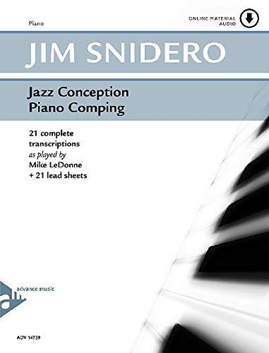 9780206304157: Jazz Conception. Piano Comping. Klavier