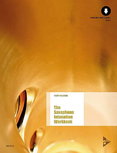 9780206307622: The Saxophone Intonation Workbook - saxophone - edition with CD - (ADV 7129)