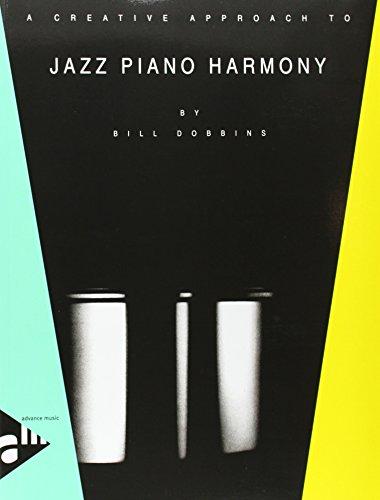 9780206309343: A Creative Approach to Jazz Piano Harmony