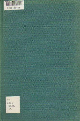 Invisible hands: Poems;: Krolow, Karl