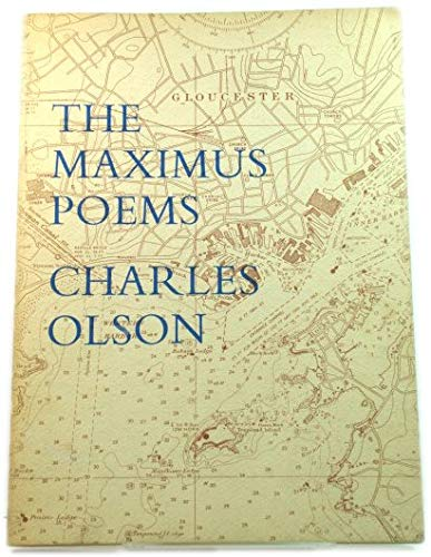 9780206619695: No Royalty A/C Maximus Poems One