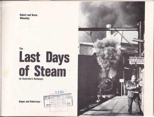 9780207121340: Last Days of Steam