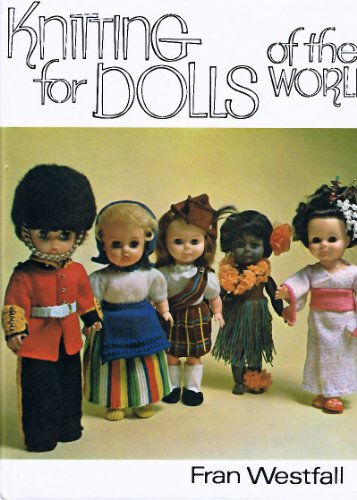 9780207121494: Knitting for Dolls of the World