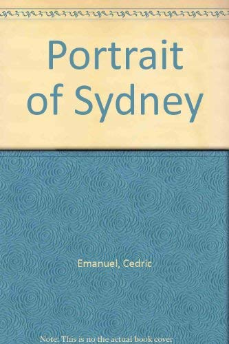 Portrait of Sydney (020712258X) by Emanuel, Cedric
